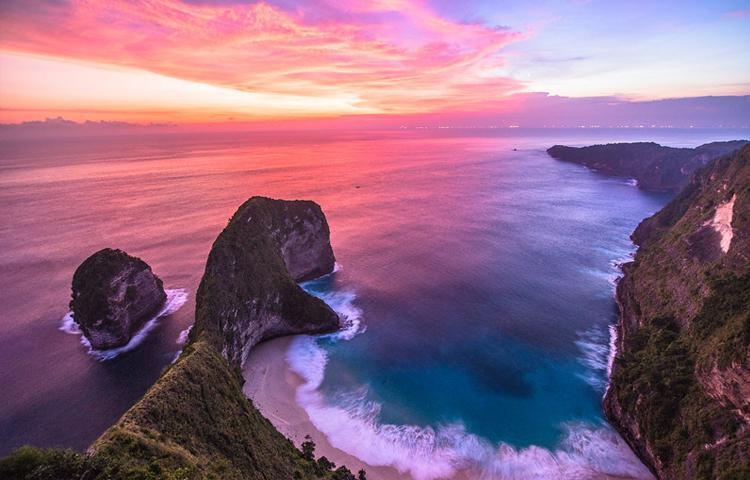 Nyepi Laut Celebrate In Nusa Lembongan, Nusa ceningan And Nusa Penida